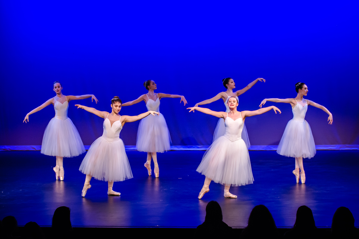 Steps Youth Holiday dance Performance 2019, Nutcracker, Waltz of the Snowflakes
