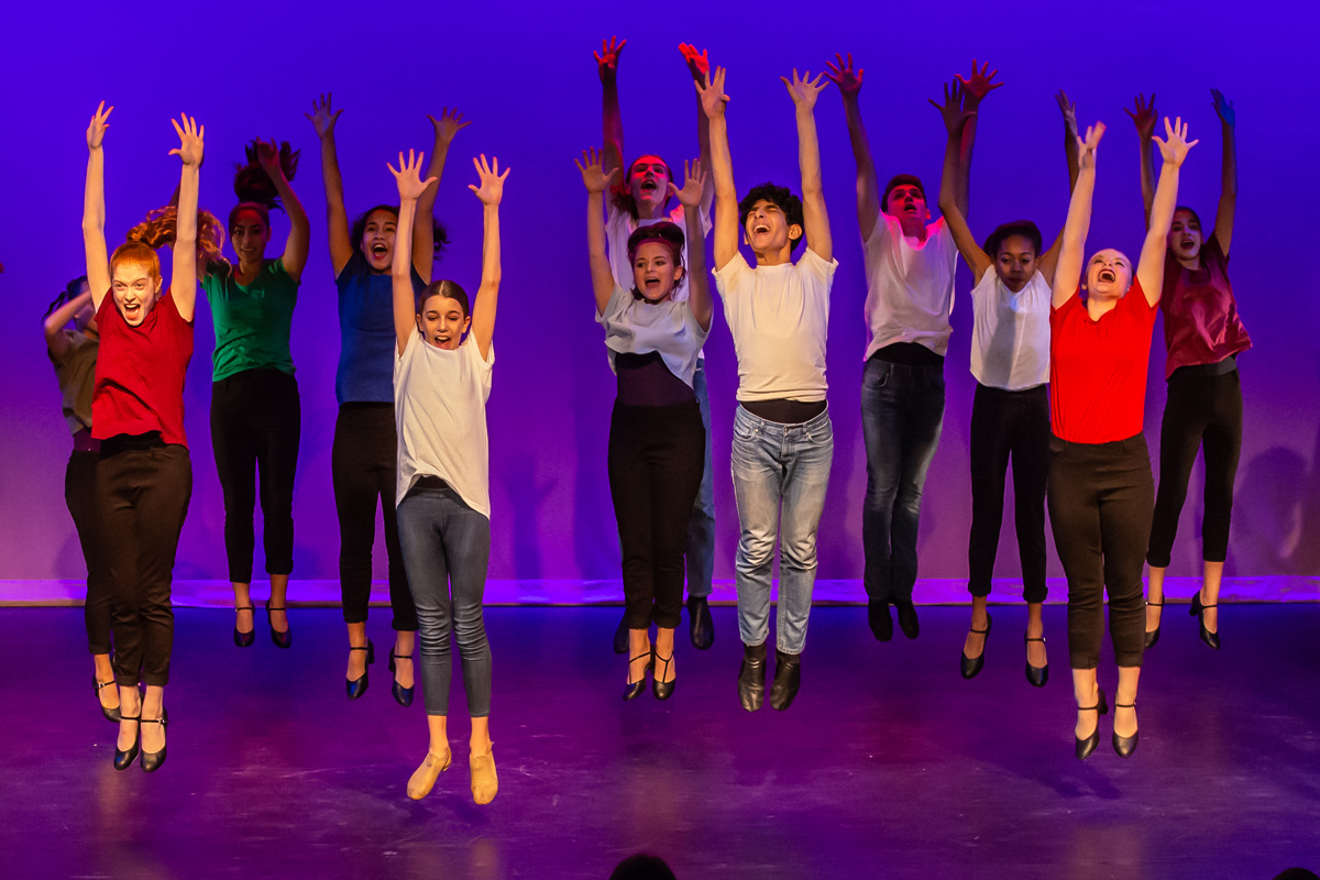Steps Youth Holiday dance Performance 2019, West Side Story