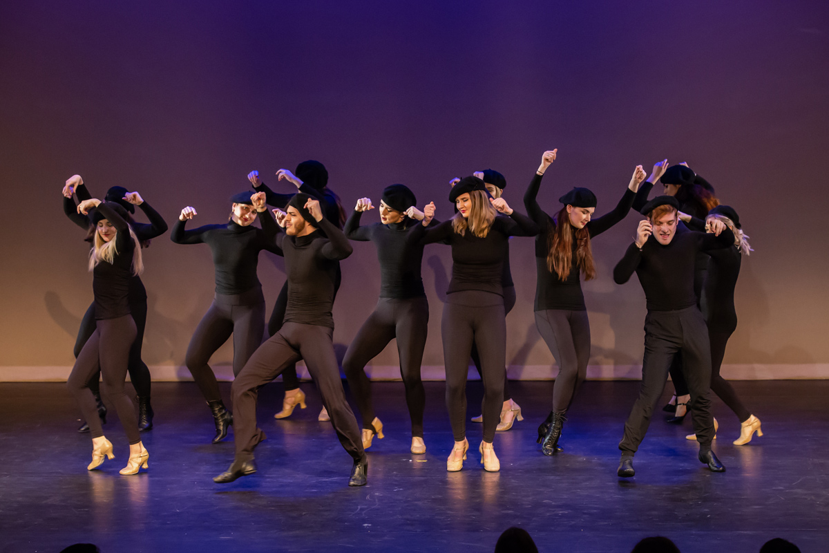 Steps Youth Holiday dance Performance 2019, What is Hip?
