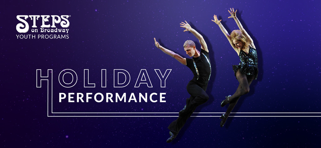 Steps Youth Dance Program Holiday Performance